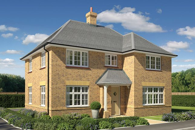 """4 bed detached house for sale in """"Shaftesbury"""" at Haslingfield Road, Barrington, Cambridge CB22"""