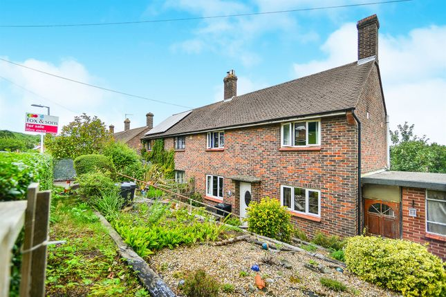 3 bed semi-detached house for sale in Newton Road, Lewes