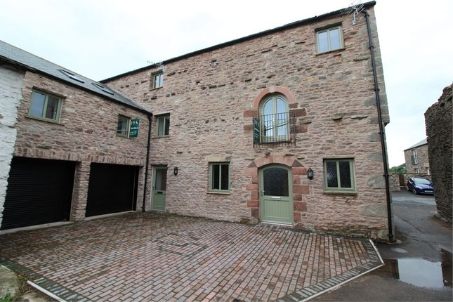 Thumbnail Semi-detached house for sale in The Byre, Croft Street, Kirkby Stephen, Cumbria