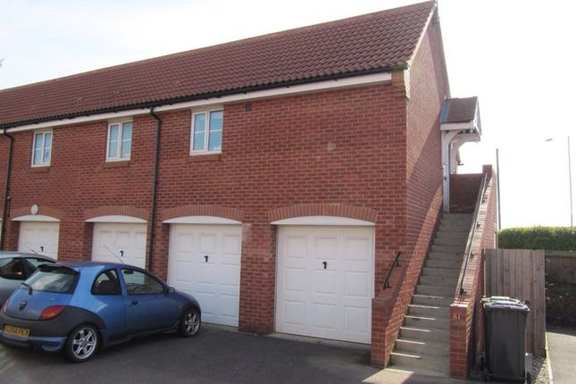 Thumbnail Flat to rent in Horsley Drive, Gorleston, Great Yarmouth