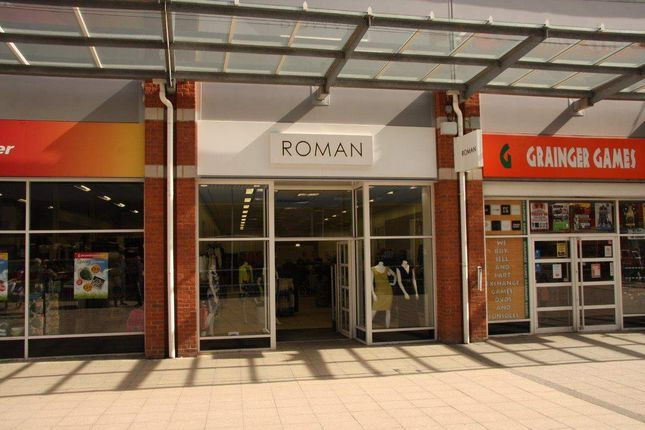 Thumbnail Retail premises to let in Vale House, Pavilion Shopping Centre, Thornaby