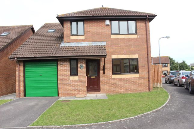 Thumbnail Detached house for sale in Warlow Close, St Athan