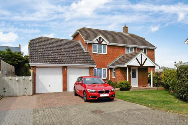 Thumbnail Detached house for sale in Park Road, Sandy