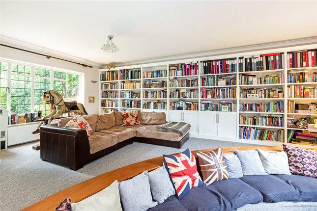 Family Room of Stoke Wood, Stoke Poges, Slough SL2