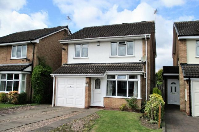 Thumbnail Detached house for sale in Ainsworth Road, Wolverhampton