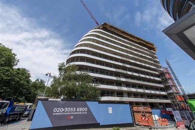 Thumbnail Flat to rent in Cascade Court, Vista, Battersea, London