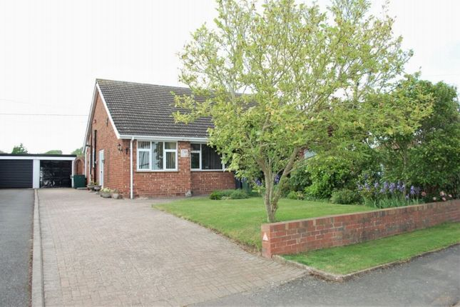 Thumbnail Semi-detached bungalow for sale in Chapel Lane, Aston Cantlow, Henley-In-Arden