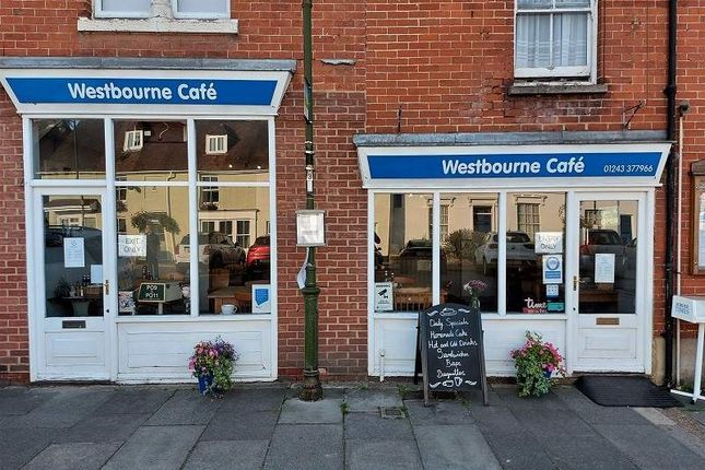 Restaurant/cafe for sale in The Square, Westbourne, Emsworth