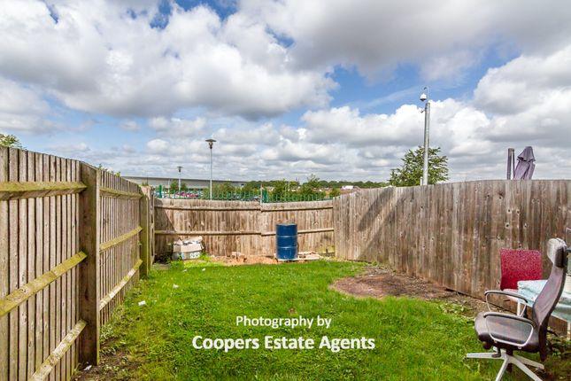 Rear Garden of Paladine Way, Stoke Heath, Coventry CV3