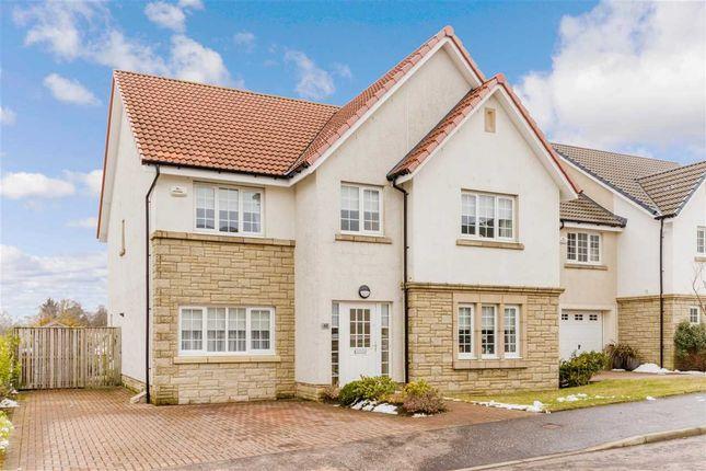 Thumbnail Detached house for sale in Wakefield Avenue, Lindsayfield, East Kilbride