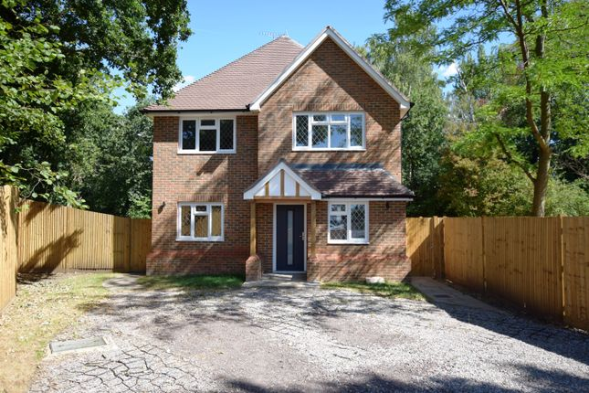 Thumbnail Detached house for sale in Mytchett Road, Mytchett