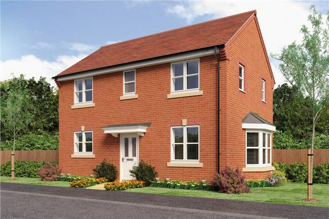 "Thumbnail Detached house for sale in ""Gregory"" at Rykneld Road, Littleover, Derby"