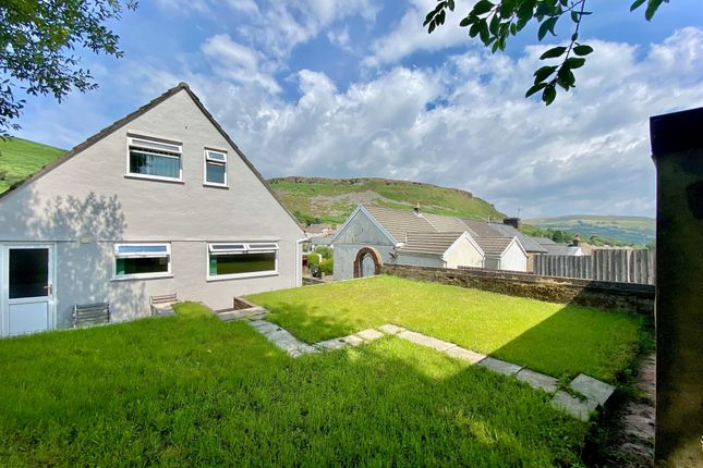Thumbnail Detached house for sale in Trebanog Road, Porth