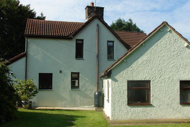 Garage of Seven Wells, Sardis, Saundersfoot SA69
