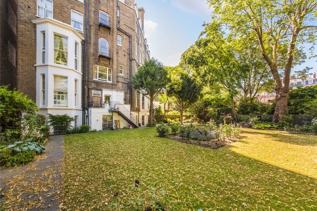 Garden of Redcliffe Square, Earl's Court, London SW10