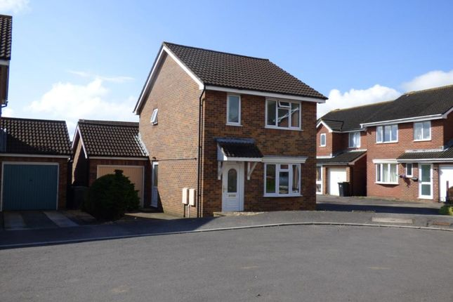 Front Of House of Askwith Close, Sherborne, Dorset DT9