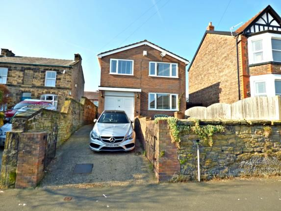 Thumbnail Detached house for sale in Lingdale Road North, Claughton
