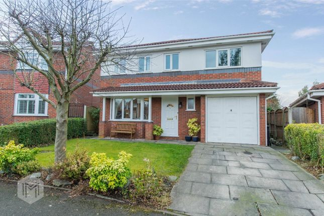Thumbnail Detached house for sale in Helmclough Way, Worsley, Manchester