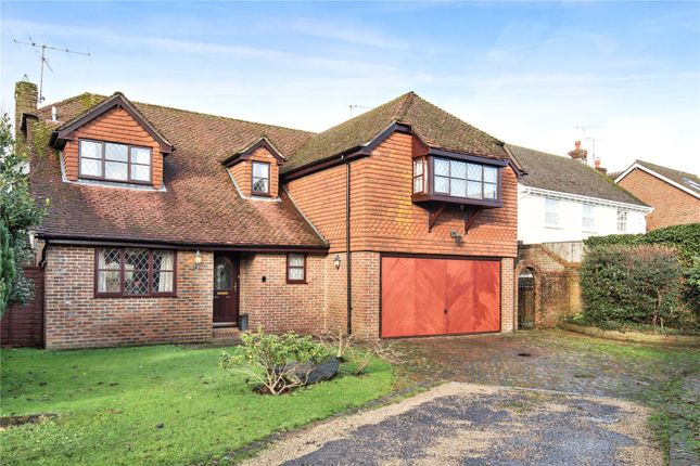 Thumbnail Detached house for sale in Butts Mews, The Butts, Alton, Hampshire