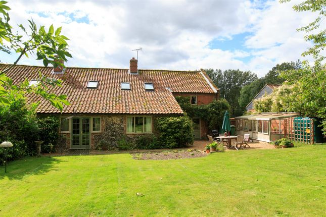 Thumbnail Barn conversion for sale in Great Witchingham, Norwich