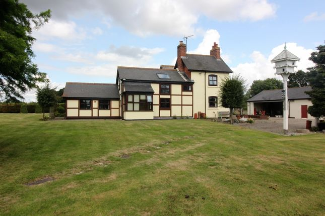 Thumbnail Detached house to rent in Bromley Forge, Mytton, Montford Bridge