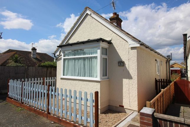 Thumbnail Detached bungalow for sale in Colchester Road, Holland On Sea, Clacton On Sea