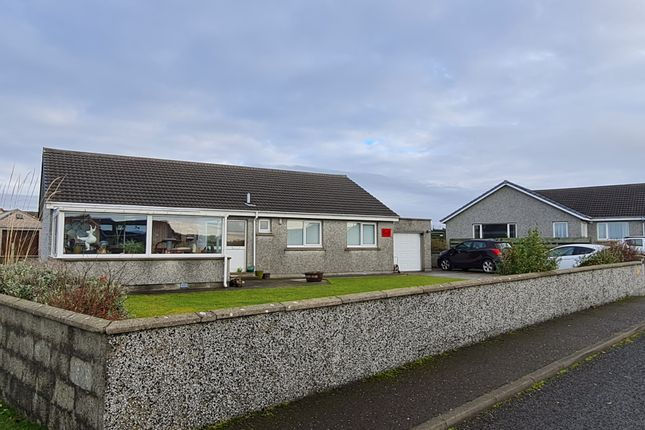 Thumbnail Detached bungalow for sale in Craigiefield Park, Kirkwall, Orkney