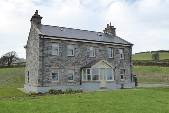 Thumbnail Detached house to rent in Ballafayle, Maughold, Isle Of Man