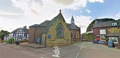Thumbnail Leisure/hospitality to let in St Martins Church Hall, Crown Bank, Talke, Staffordshire