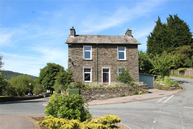 Thumbnail Detached house for sale in Brow Foot, Backbarrow, Near Ulverston, Lake District