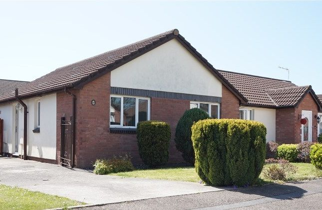 Thumbnail Semi-detached bungalow for sale in Clos Gwernen, Gowerton