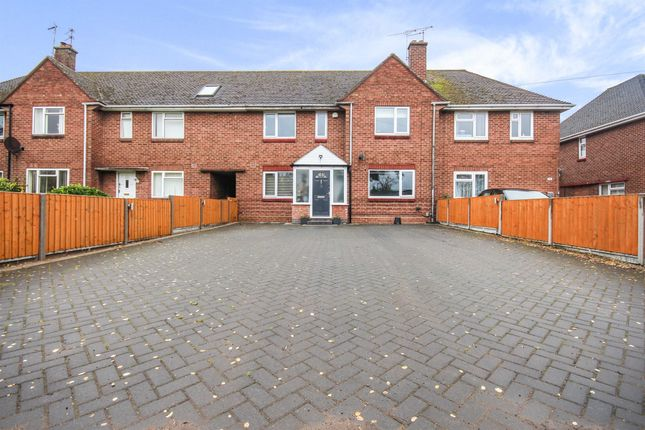 Thumbnail Terraced house for sale in Queensway, Leamington Spa