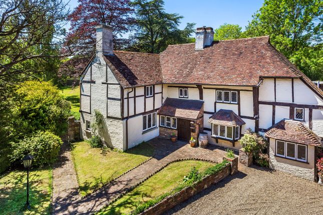 Thumbnail Detached house for sale in Eastbourne Road, Newchapel, Lingfield