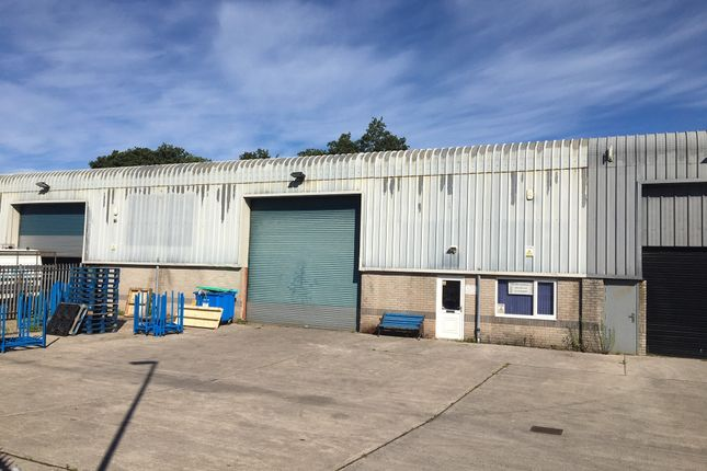 Thumbnail Warehouse to let in Galileo Close, Plymouth