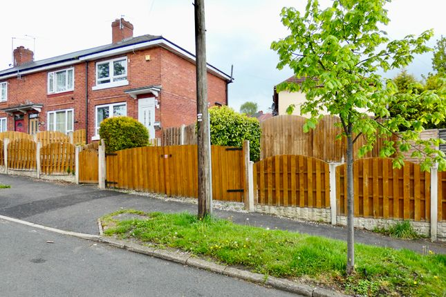 2 bed end terrace house for sale in Southey Close, Sheffield S5
