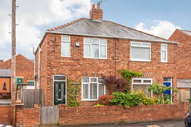 Thumbnail Semi-detached house to rent in Count De Burgh Terrace, York