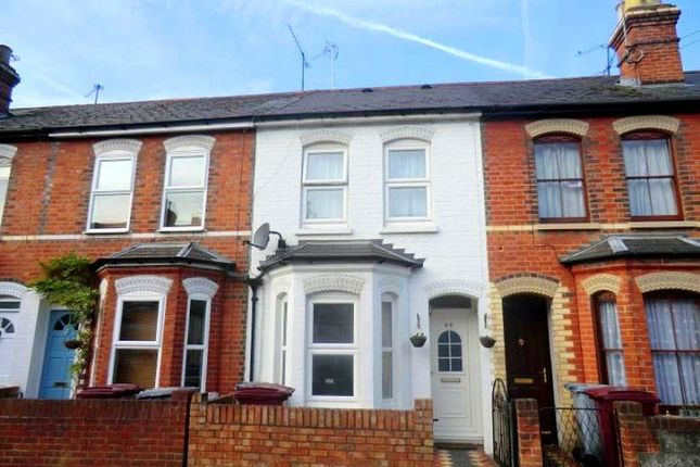 Terraced house to rent in Belmont Road, Reading