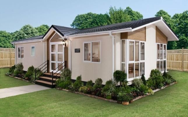 2 bed mobile/park home for sale in Sutton Scotney, Winchester, Hampshire