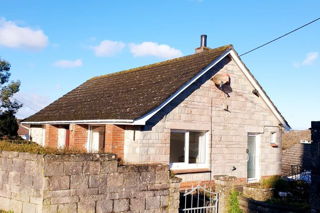 Thumbnail Detached bungalow to rent in St Stephens Road, Saltash