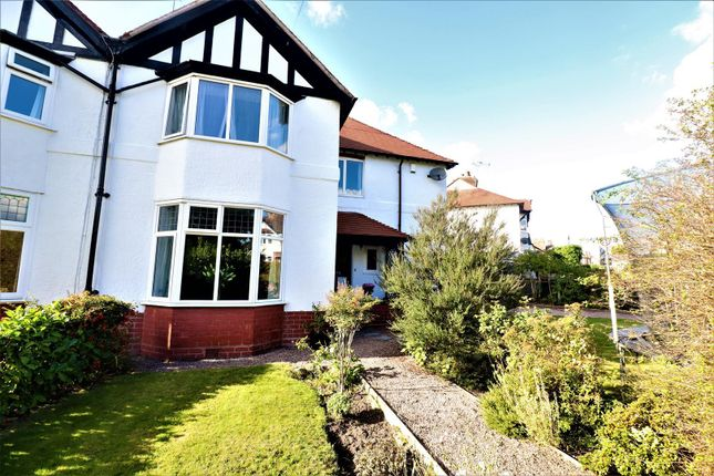 3 bed semi-detached house for sale in Brook Lane, Newton, Chester CH2