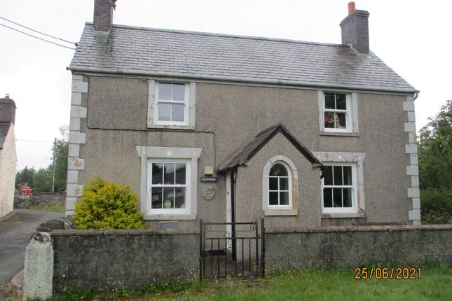 Thumbnail Detached house for sale in Glanaber, Glanaber, Llandrillo, Corwen