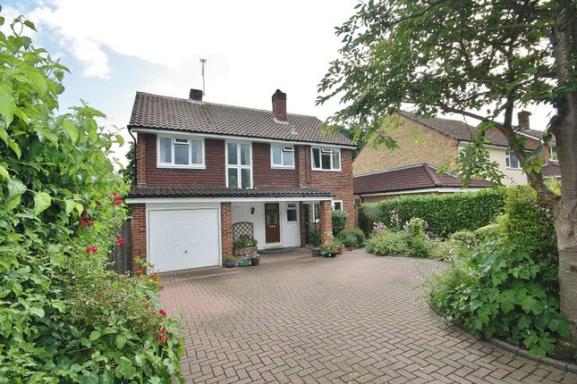 Thumbnail Detached house for sale in St. Johns Rise, Woking