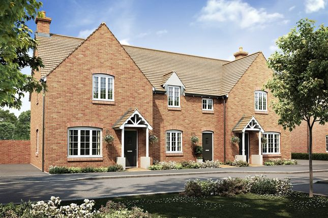 "Thumbnail End terrace house for sale in ""The Flora"" at Gold Hill North, Chalfont St. Peter, Gerrards Cross"