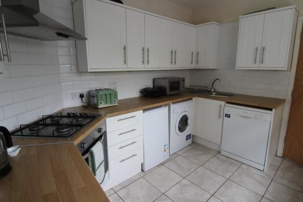 Thumbnail Terraced house to rent in Blackweir Terrace, Cathays, Cardiff