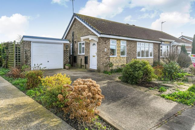 Semi-detached bungalow for sale in Birkdale Close, Skegness