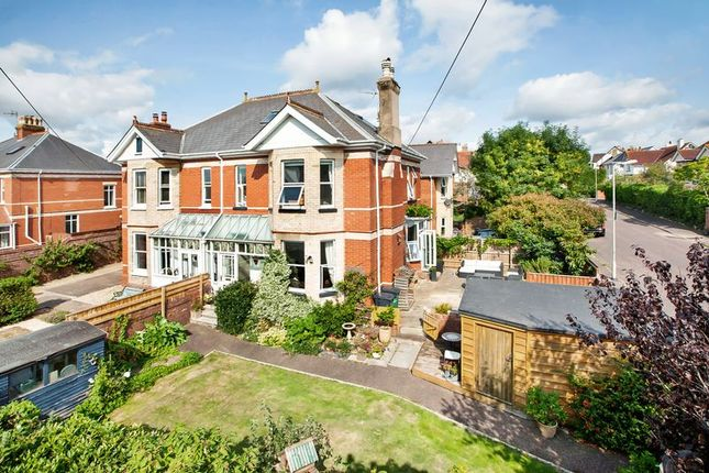Thumbnail Semi-detached house for sale in Phillipps Avenue, Exmouth