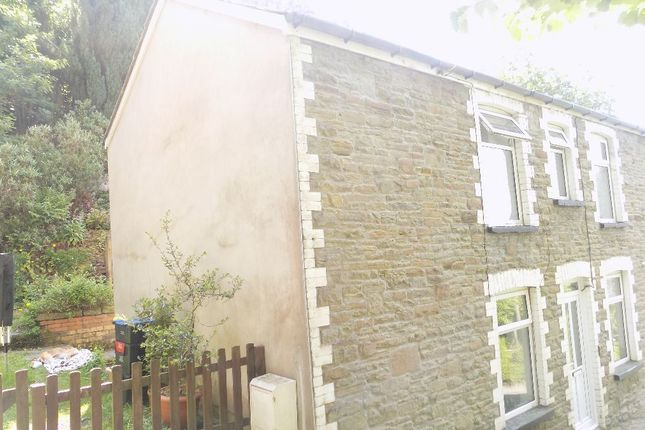 Thumbnail Terraced house for sale in Graig Road, Six Bells, Abertillery