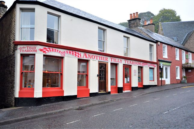 Thumbnail Restaurant/cafe for sale in High Street, Dunblane