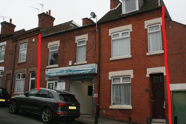 Thumbnail End terrace house for sale in Vulcan Road, Leicester LE5 3ee