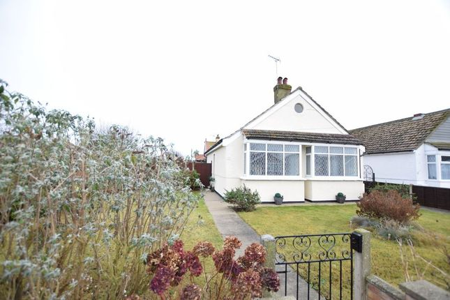 Thumbnail Detached bungalow for sale in Lyndhurst Road, Holland-On-Sea, Clacton-On-Sea